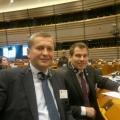 Podczas wizyty w Brukseli