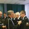 odznaka honorowa od zwiazku OSP RP -Semper Viligant