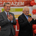 Konwencja wyborcza w Gnieźnie wspólnie z Leszkiem Millerem