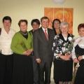 Dzien kobiet 2010- Panie z Gminy Niechanowo