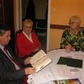 spotkanie z czlonkami stowarzyszenia emerytow