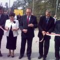 Otwarcie boiska ORLIK 2012 w Pobiedziskach