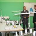 Wizyta w Centrum Integracji Spoleczmej w Zielonej Gorze