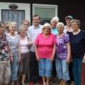 Obóz dla seniorów  w Sierakowie