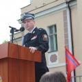 Powiatowe Obchody Dnia Strażaka w Niechanowie