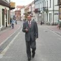 ulicami Konina