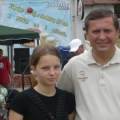 Z córką Ania